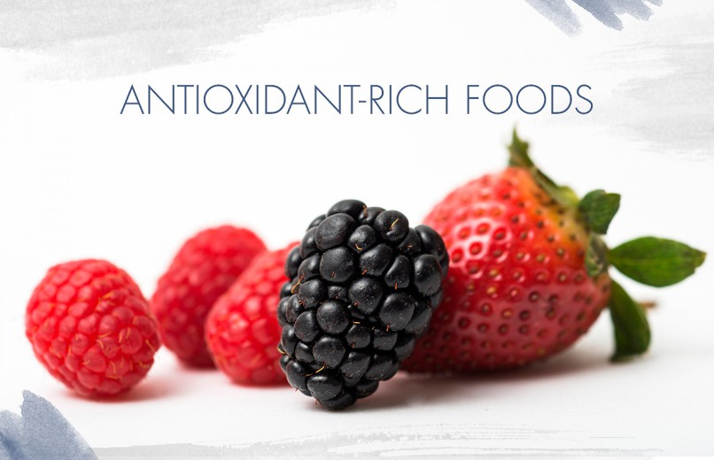 The 10 Best Antioxidant Foods For Your Skin - Renée Rouleau