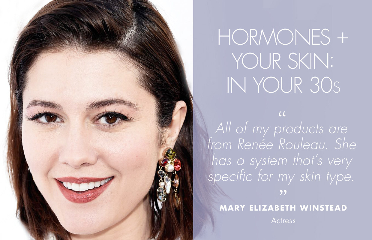 Watch This Is How Hormones Affect Your Skin at Every Age video