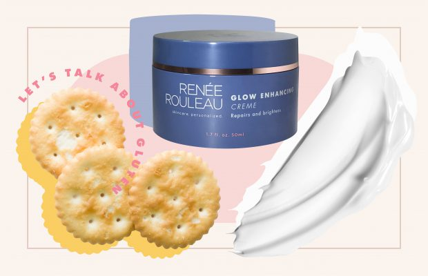 gluten-free skincare