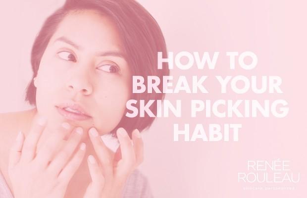 Break Your Skin Picking Habit