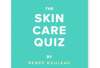 Take the Renée Rouleau Skin Care Quiz