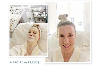 REVIEW: Celebrity Esthetician, Renée Rouleau Gets A Facial In France