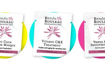 Get a Free Sample of Skin Recovery Lotion & Triple Berry Peel