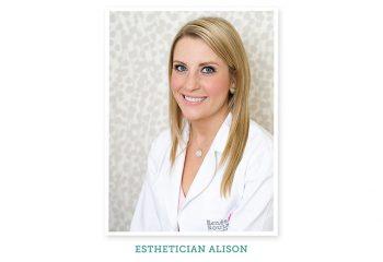 Esthetician Spotlight: Meet Alison