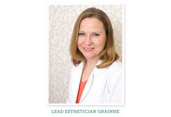 Esthetician Spotlight: Meet Grainne