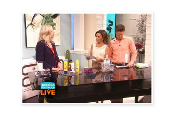 VIDEO: Winter Skin Tips on Access Hollywood Live