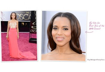 Which Celebrity Had The Best Skin At The 2013 Oscars?