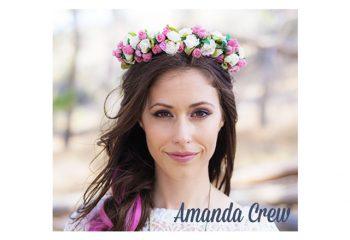 Actress Amanda Crew's Skin And Beauty Secrets