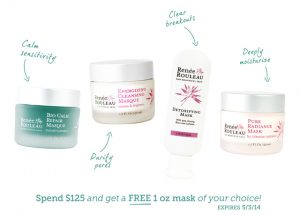 Choose Your Own FREE Mask and Get FREE U.S. Shipping with $125 Purchase