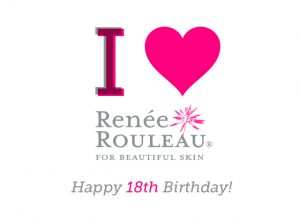 Celebrate Our #ReneeRouleau18 Birthday With Us!
