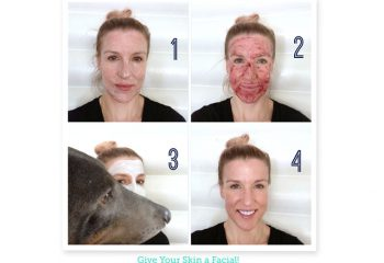 How to Give Your Skin an At-Home Facial