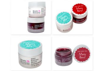 Two Limited Edition Holiday Skin Care Products