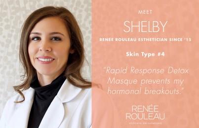 Esthetician Spotlight: Meet Shelby