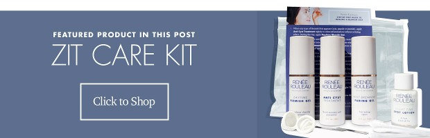 zit care kit from Renee Rouleau
