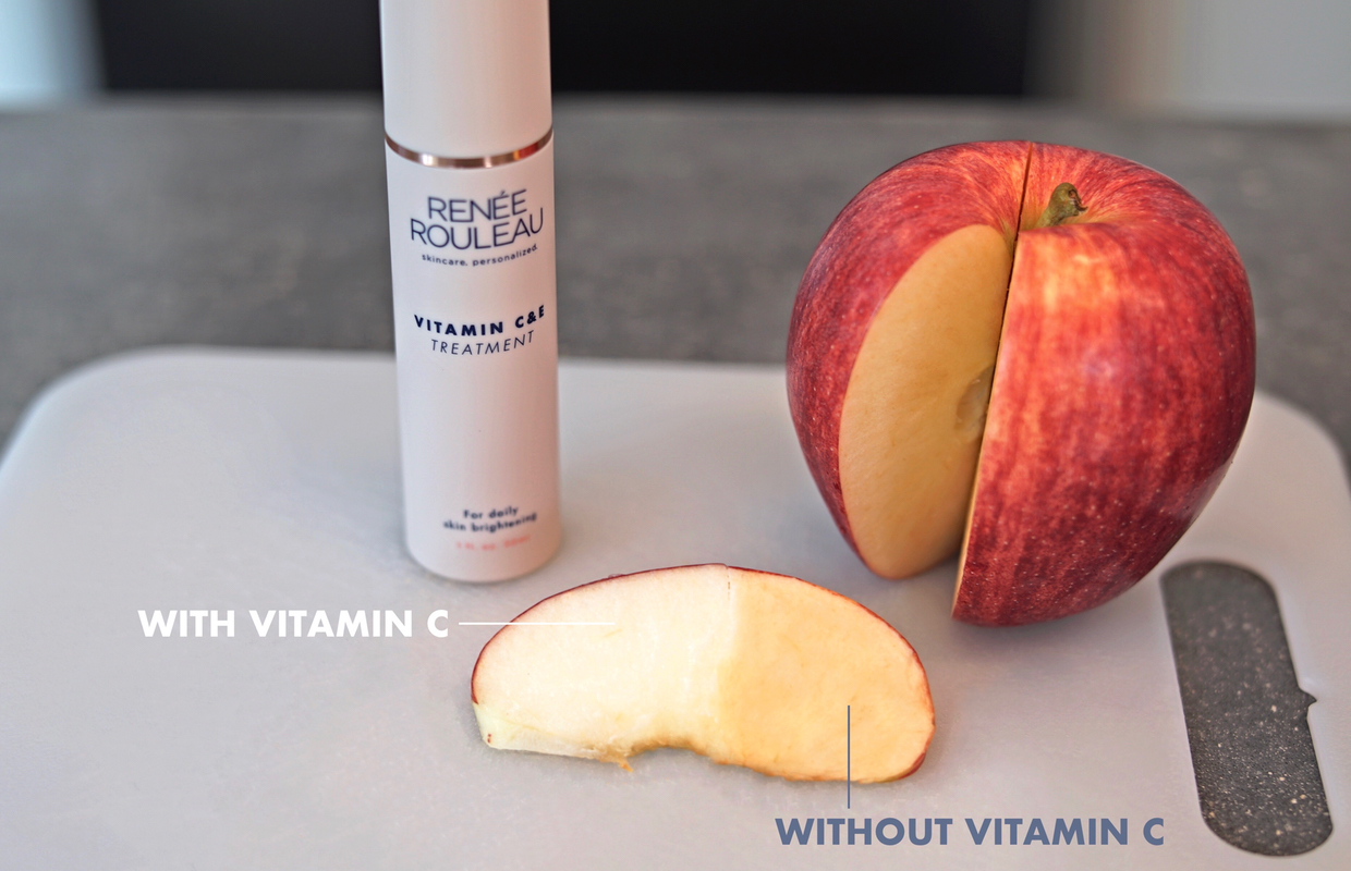 Applying A Vitamin C Serum To Your Skin REALLY Works