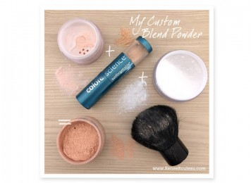 My Favorite Custom-Blend Powder To Get Glowing Skin