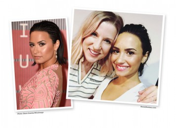 How I Got Demi Lovato's Skin Glowing For The VMAs