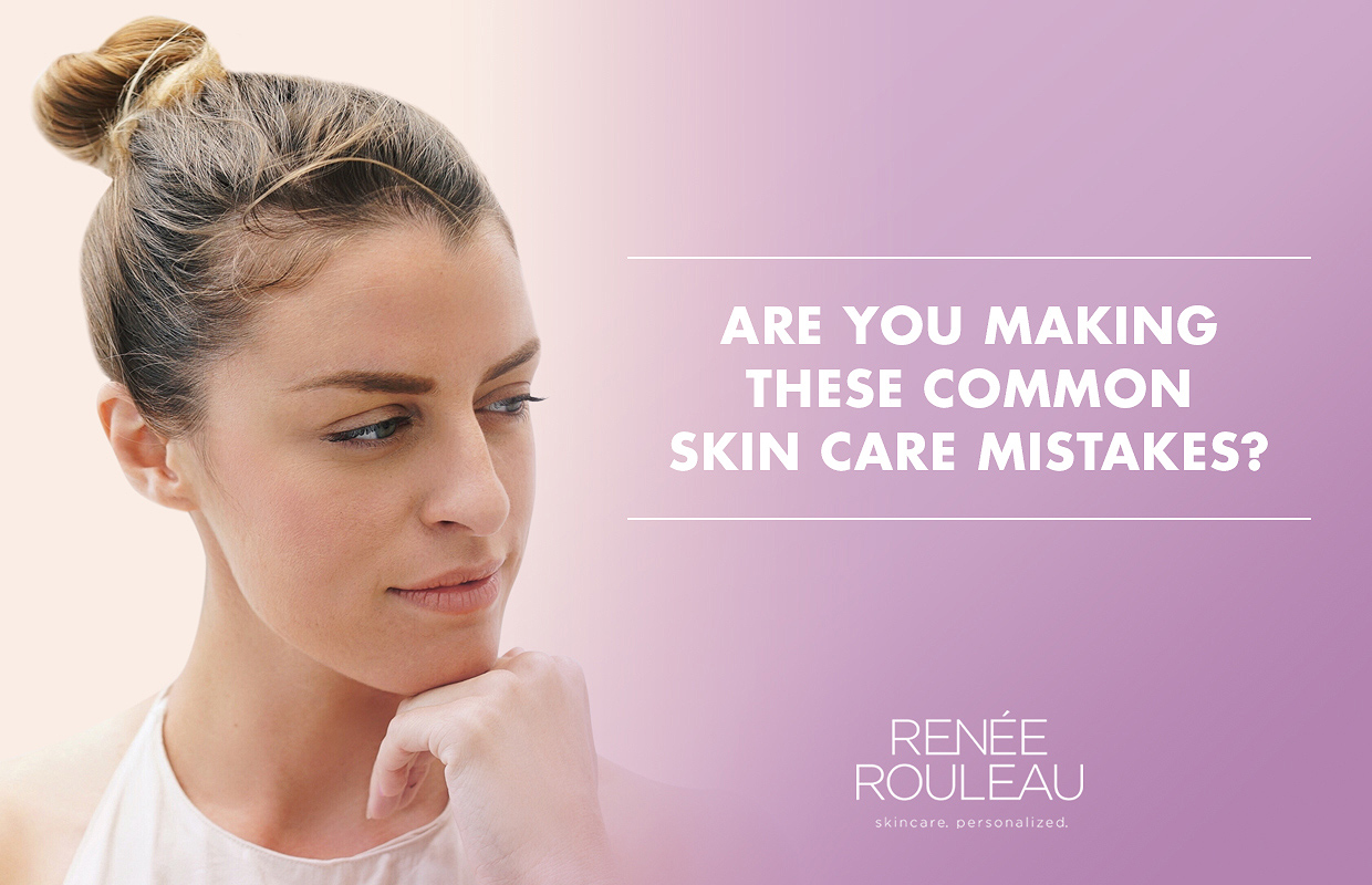 5 Common Skin Care Mistakes Almost Everyone Makes