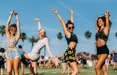 How To Save Your Skin During Coachella With These Tips