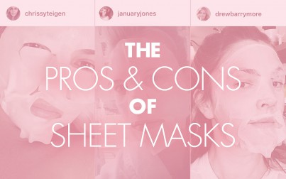 Sheet Masks: Do They Live Up To The Hype?