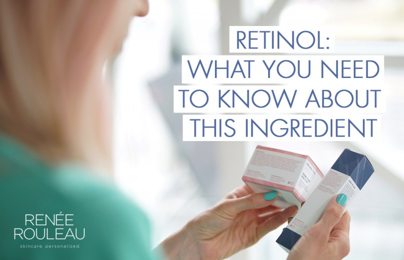 Retinol and Retinooids: How To Prevent Dry, Flaky Side-Effects