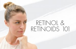 The Beginner's Guide To Retinol & Retinoids: How To Prevent Dry, Flaky Side-Effects