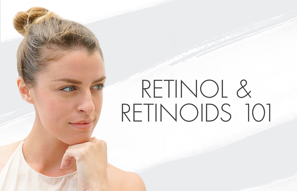 The Beginner's Guide To Retinol & Retinoids: How To Prevent Dry, Flaky  Side-Effects - Renée Rouleau