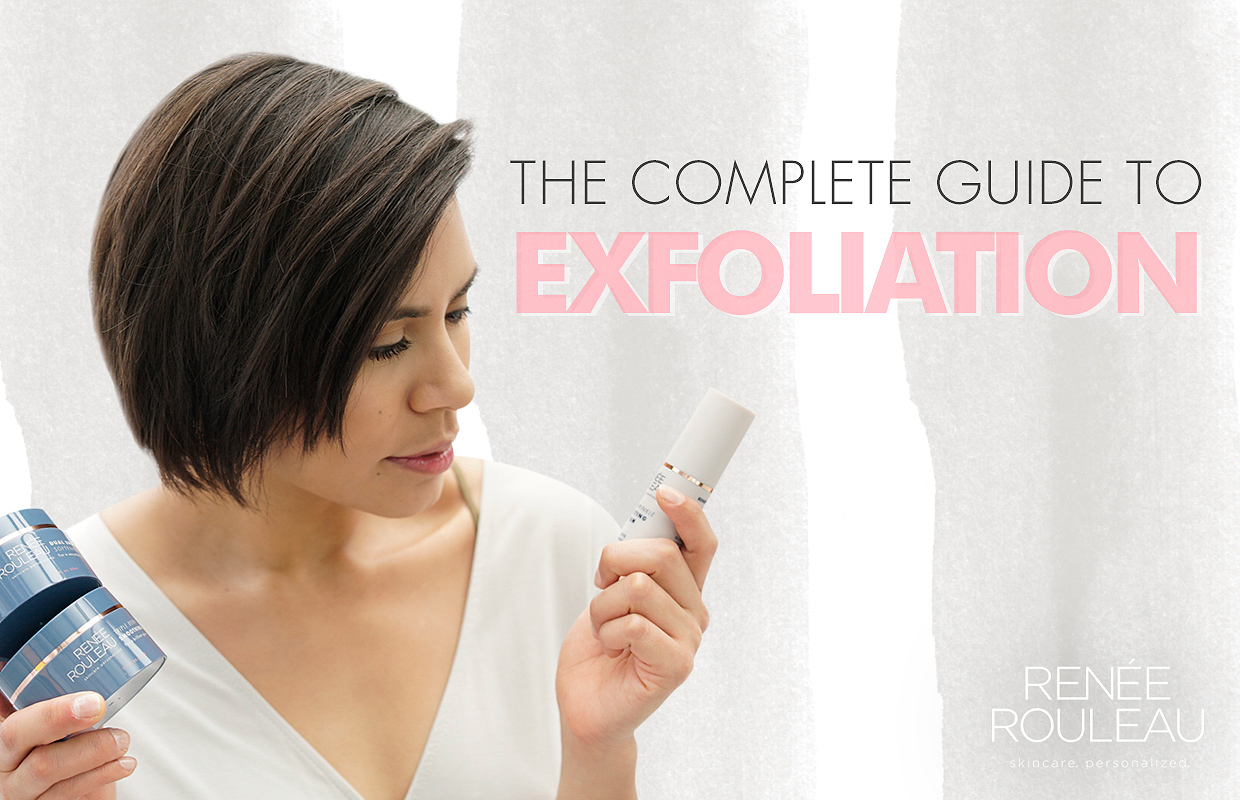 Should you be exfoliating your skin every day expert skin acids enzymes and scrubs which exfoliant should you use and how often ccuart Choice Image
