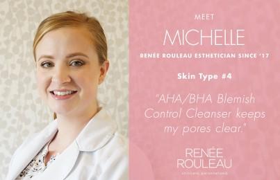 Esthetician Spotlight: Meet Michelle