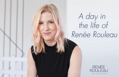 A typical day for Renee