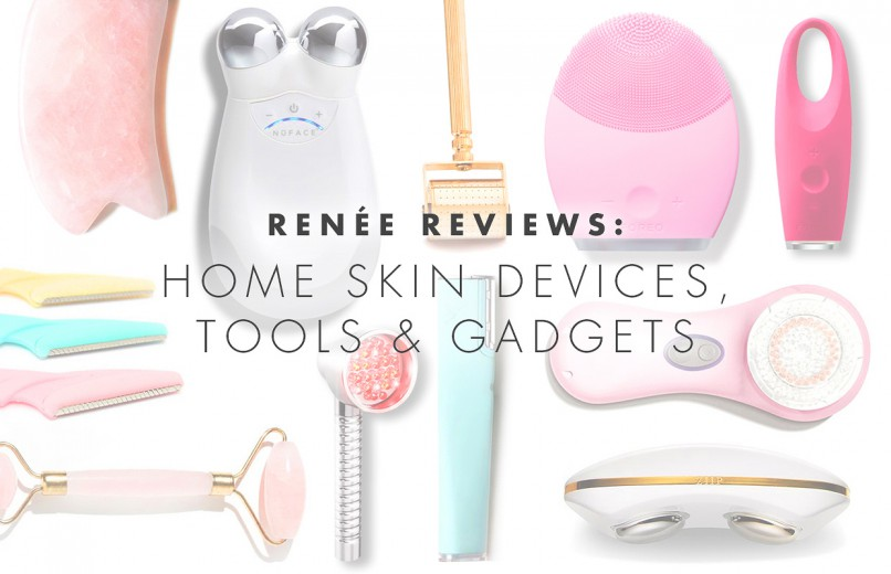The Best Home Skin Devices and Tools to Start Using Now