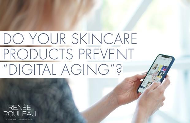 skincare ingredients blue light