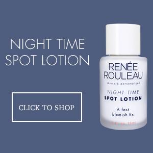 Night Time Acne Spot Treatment