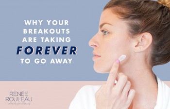 Doing This One Thing Might Be Making Your Blemish Even Worse