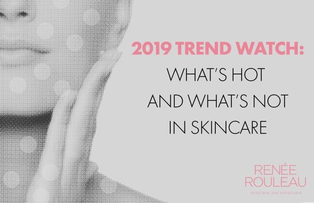 popular skincare for 2019