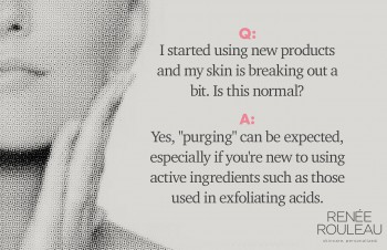 Help! I Started a New Product, Now I'm Breaking Out—Is My Skin Purging?