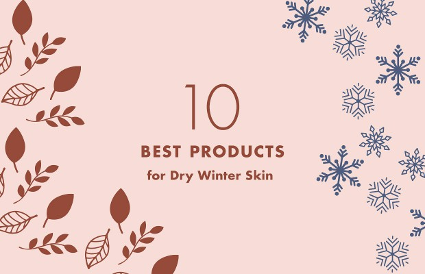 Best products for dry itchy skin in winter