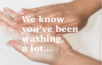 How to Keep Your Hands Healthy While Washing Them Often